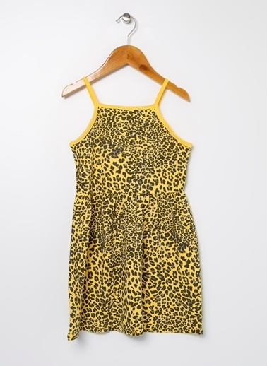 Limon Company Elbise Hardal